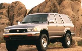 90-95 4Runner 2nd Gen