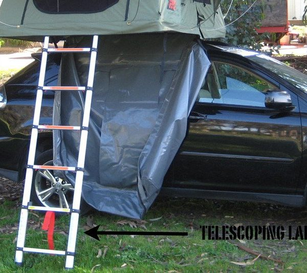 Telescoping Ladder Pf Adventure