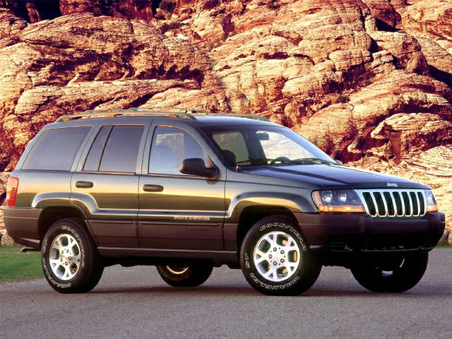 Second Gen WJ 1999-2004
