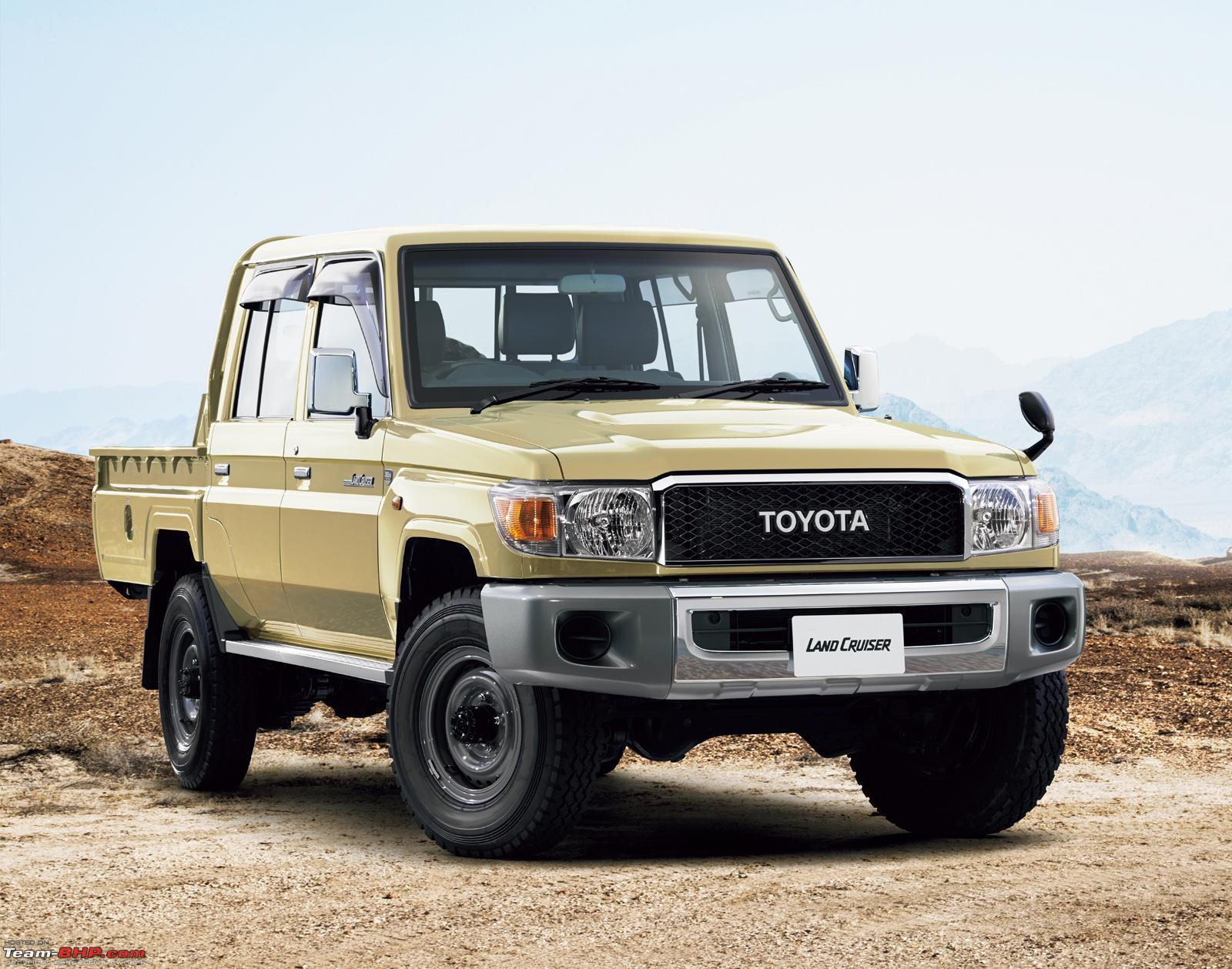 Land Cruiser Archives Pf Adventure 1960s Toyota Jeep J70 1984 Present