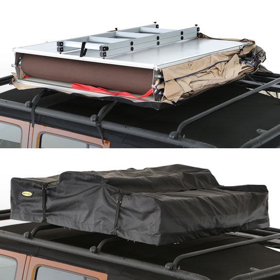 Smittybilt Overlander Xl Roof Top Tent Pf Adventure