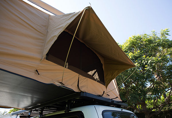 ARB SIMPSON 3 ROOF TOP TENT REPLACEMENT WINDOW ROD (OS3045 ...
