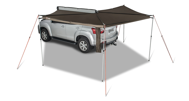 Foxwing Awning By Rhino Rack Pf Adventure