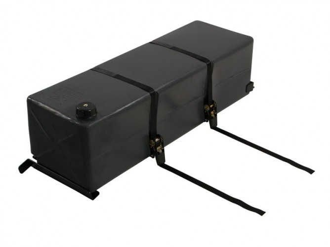 water tank  67l  17 7 gal by front runner pf adventure Additional Fuel Tank Jeep JK Jeep JK Action