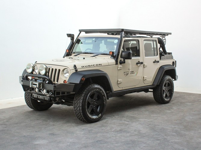 Jeep Wrangler Jku 4 Door 2007 Current Slimline Ii