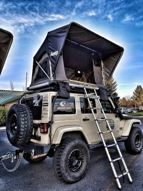 Fsr Adventure Series Manual 55 Quot Jeep Edition Roof Top Tent