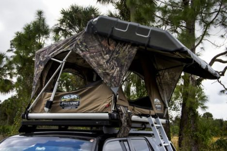 Fsr Adventure Series Automatic Hard Top 49 Quot Roof Top Tent