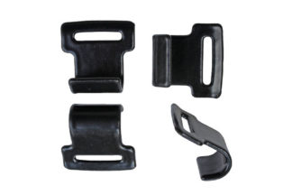 Rightline Gear - 100600 - Car Clips