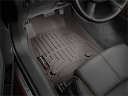 Cocoa Front and Rear Floorliners Buick Encore 2013 - 2016