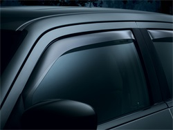 Light Smoke Front Side Window Deflectors Lexus GS 2013 +