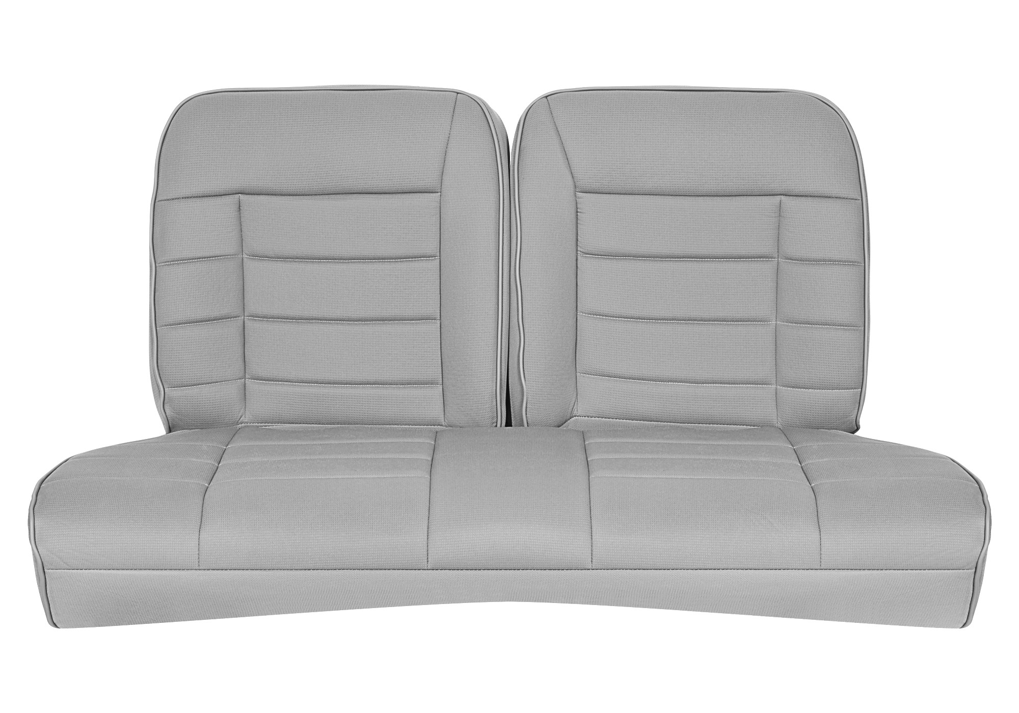 Fb26509 Cp Corbeau Mustang Rear Seat Covers 73 93