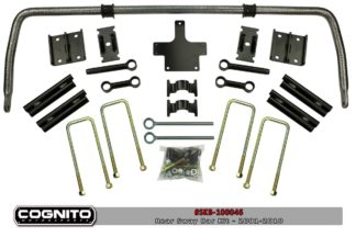 COGNITO MOTORSPORTS SEK-2011-8-1 Shock Extender Kit 1-2011-Up Chevy//gmc 2500hd//3500hd