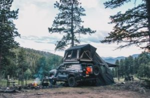 Roof Top Tent Options