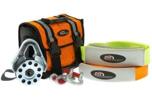 Tow Straps and Winch Accessories