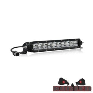 10 Inch LED Light Bar Single Row Combo Elite KOR