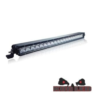 20 Inch LED Light Bar Single Row Combo Elite KOR