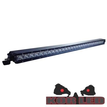 30 Inch LED Light Bar Single Row Combo Elite KOR