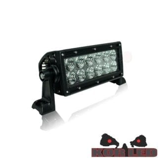 6 Inch LED Light Bar Dual Row Combo Elite KOR