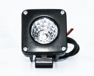 2.5 Inch Square LED Light 10W Spot Pattern Lifetime LED Lights