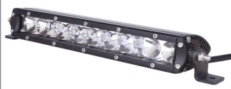 10 Inch LED Light Bar Single Row Combo Pattern Lifetime LED Lights