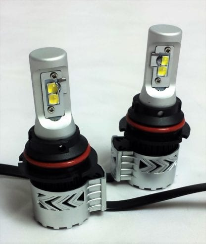 9007 High and Low Beam Headlights 70 Watt LED Headlight Lifetime LED Lights