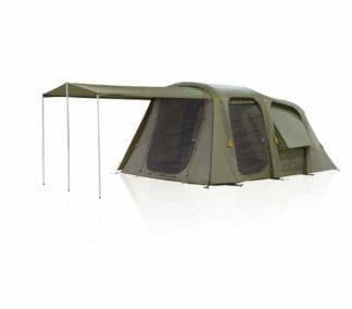 Tent 6 Person W/Awning Khaki Air Volution AT 6 Darche