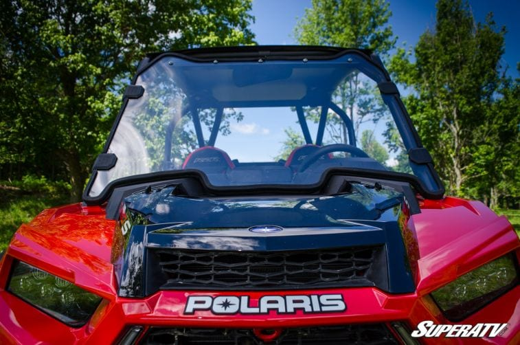 Grand Wagoneer 2018 >> Polaris RZR Turbo S Full Windshield - PF Adventure