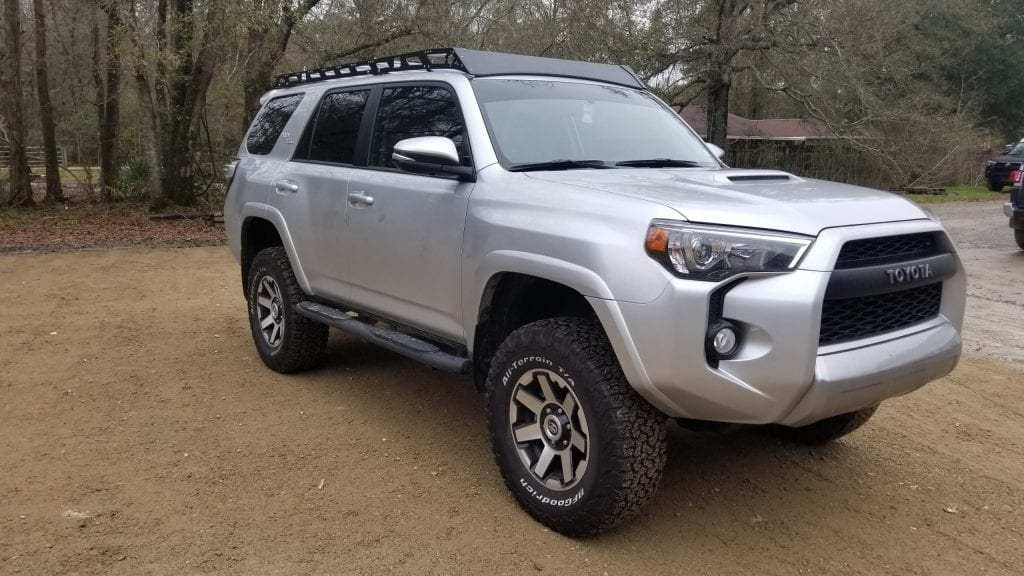 5th Gen 4runner Roof Rack By Southern Style Offroad Pf