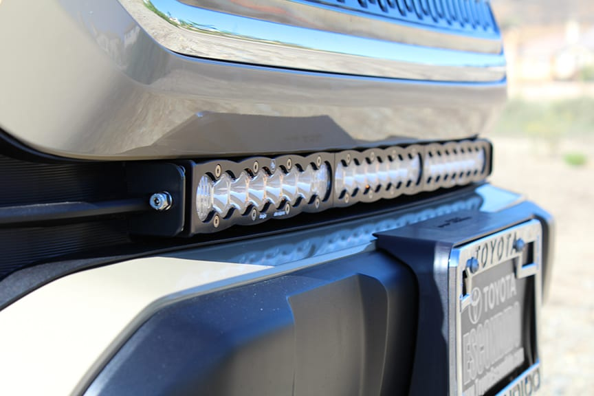 Tacoma Grille Mount Kit 30 Inch 16