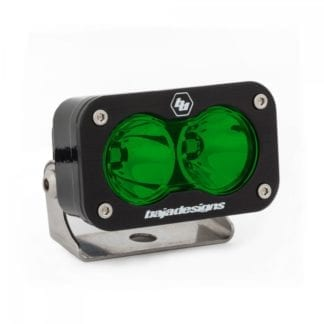 **Discontinued**LED Work Light Green Lens Spot Pattern S2 Pro Baja Designs