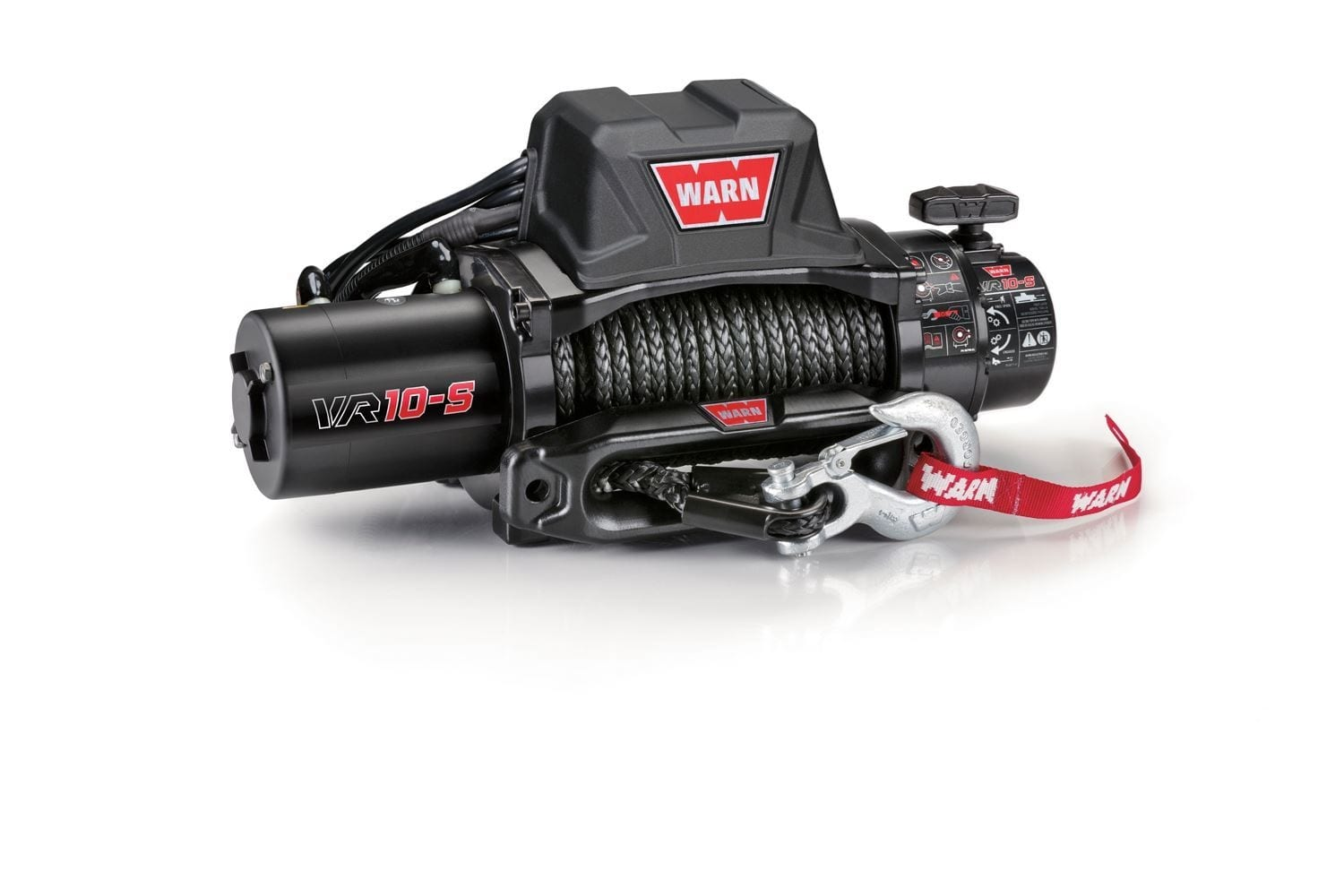 Warn Vr10 S Winch Pf Adventure